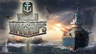 Thumbnail für das World of Warships Let's Play
