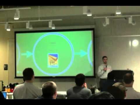 UX + Data Meetup: Business Intelligence Tools (two talks)
