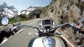 Susten Pass Highlights, Honda GL 1500 F6C Valkyrie