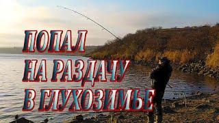 Рыбалка 2021 Попал на Зимнюю Раздачу Рыбы в Глухозимье на Манно Гороховую Прикормку