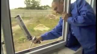 Пластиковые окна. Реальный монтаж. Мы в