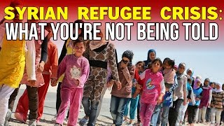 SYRIAN REFUGEE CRISIS: WHAT YOU