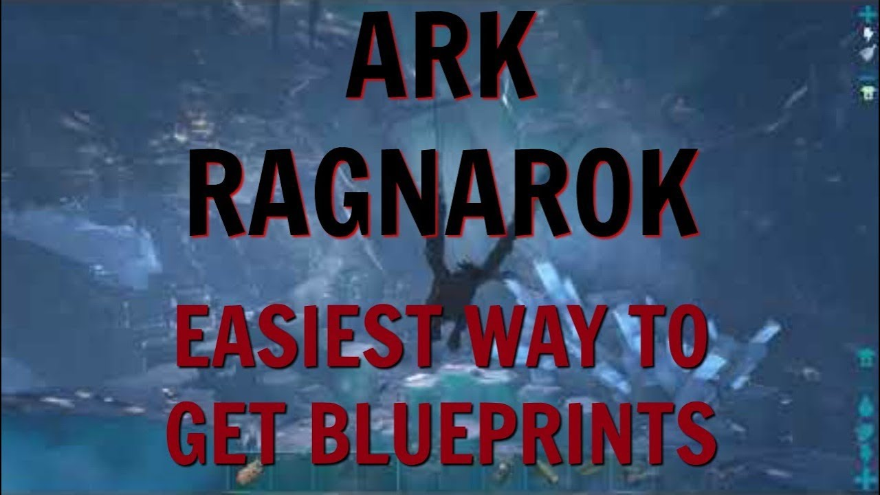 Ark ragnarok how to get blueprints fast youtube ark ragnarok how to get blueprints fast malvernweather