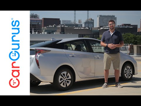 2016 Toyota Prius Cargurus Test Drive Review