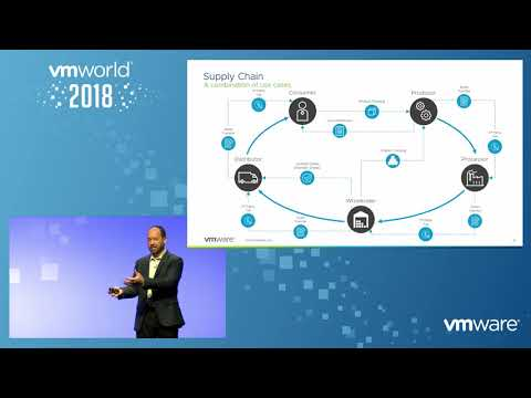 An Introduction to VMware's Blockchain Technologies