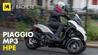 Piaggio MP3 300 HPE Sport - TEST