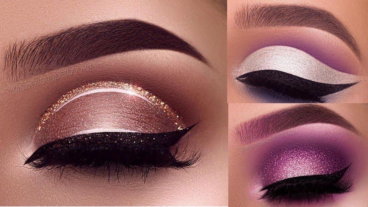 Os Melhores Tutoriais De Maquiagem    Glam Makeup Tutorial