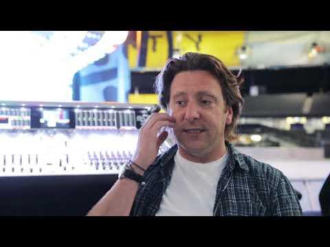 Meet Ed Sheeran's Sound Guys — FOH Engineer & Systems Tech