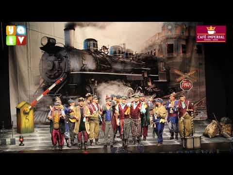 El Tren De La Vida Comparsa De Ceuta Carnaval 2019