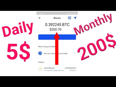 Invest in bitcoin monthly