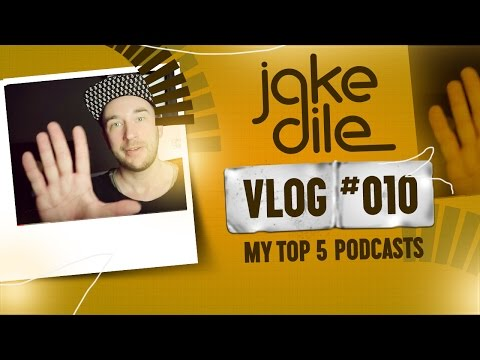 MY TOP 5 PODCASTS (Vlog #010) [GERMAN]