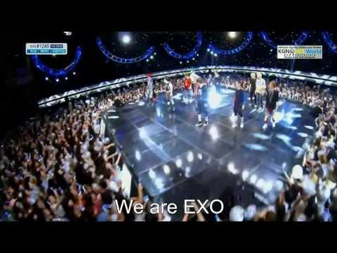 [Fanchant] EXO - Growl