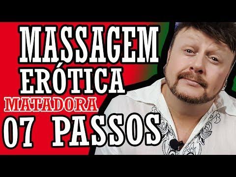 MASSAGEM ERÓTICA - DESCUBRA OS 07 PASSOS