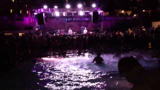 NOFX 2012 HRH Vegas pool 11 minutes video Thumbnail