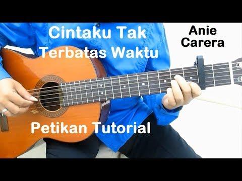 Belajar Gitar Cintaku Tak Terbatas Waktu (Petikan)