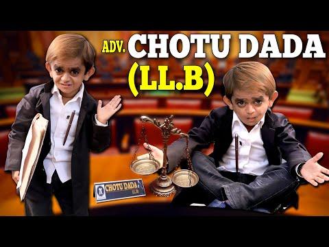 "CHOTU LLB "" चलो केस लाडलो केस | Khandesh Hindi Comedy | Chotu Comedy Video"