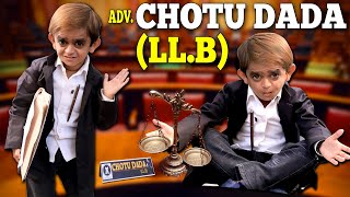छोटू की वकालत | Chotu LLB | Khandesh Hindi Comedy | Chotu Comedy