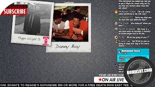 Bomb1st Live: Reggie Wright and Danny Boy [PART 2] 2Pac, Suge, More