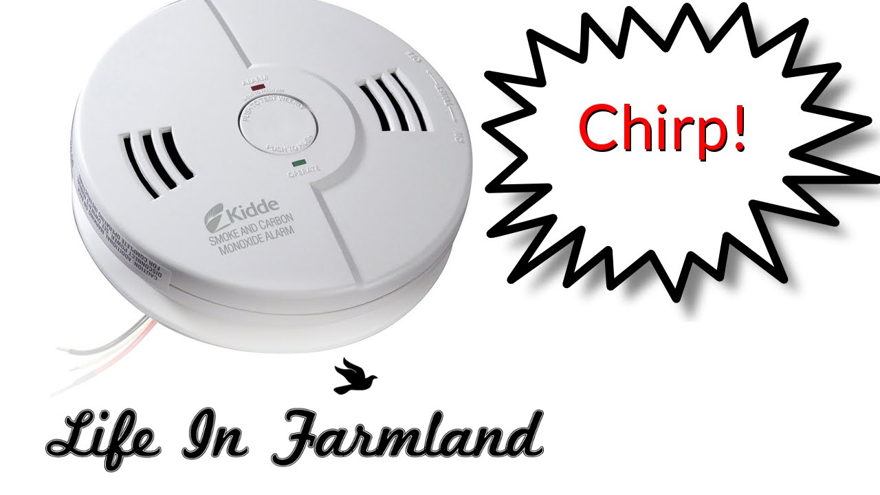 How to check and replace wired smoke detectors before wood heating ...
