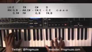 Piano Lesson | PartyNextDoor | Kehlani's Freestyle thumbnail