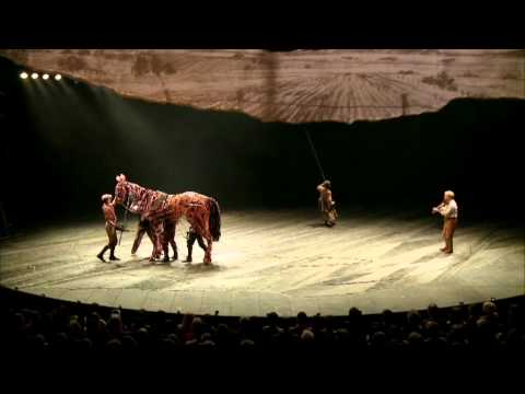 War Horse sound design