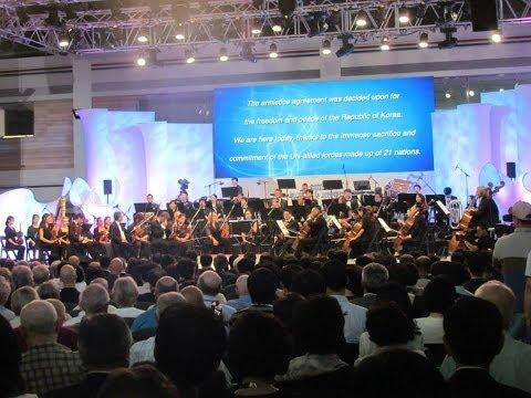 World Peace Orchestra 2013 South-Korea conducted by Jong Hoon Bae & Francesco La Vecchia