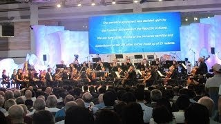 World Peace Orchestra 2013 South-Korea conducted by Jong Hoon Bae & Francesco La Vecchia