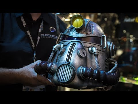 Fallout 76 Power Armor Edition T51 Helmet!