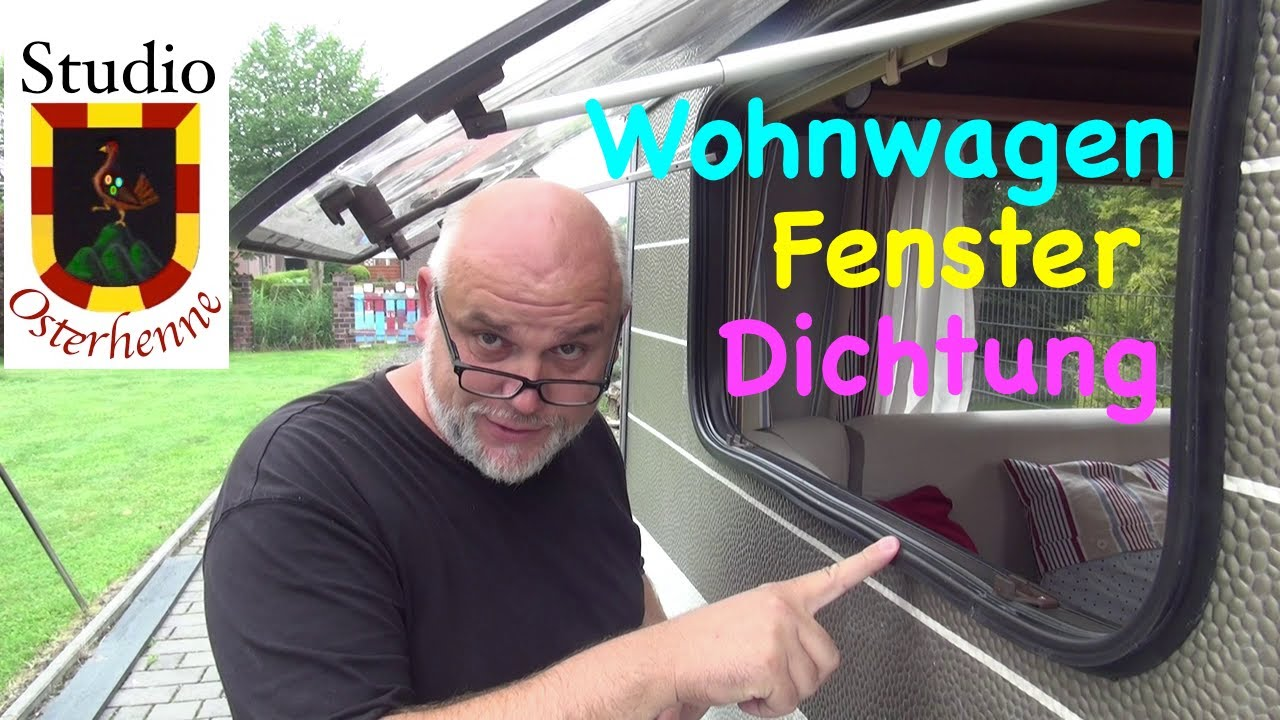 ein wohnwagen fenster seitenfenster diy einbauen ausbauen abdichten youtube. Black Bedroom Furniture Sets. Home Design Ideas