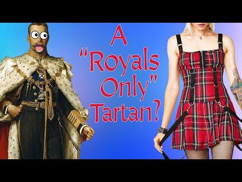 Is Stewart Royal A Restricted Tartan?