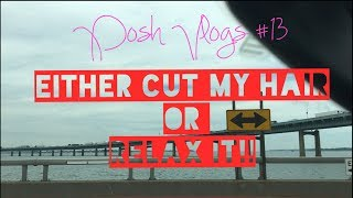 EITHER CUT MY HAIR, OR RELAX IT!! (PV13)