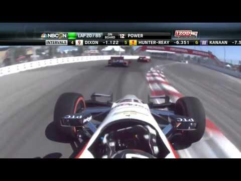 IndyCar 2013: Round 12 Toronto Race 1 [Full]