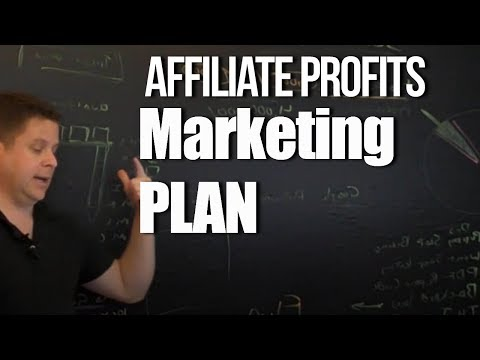 Affiliate Marketing Plan - How To Make Money Online With Affiliate Programs