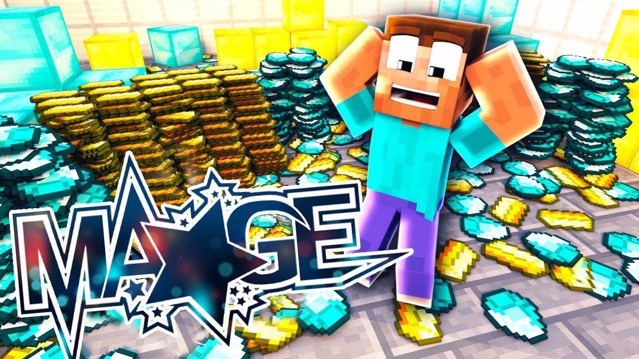 Wir Sind Direkt Op Minecraft Mage 01 Youtube