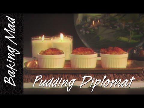 Eric Lanlard's Pudding Diplomat Recipe