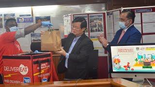 MBPP introduces online food delivery platform, 'Jom Beli Online'