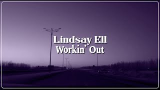 Lindsay Ell Workin' Out