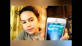 Болтаем с русской Siri ●○●○Приколы-Вопросы для Siri в моём IPhone!!!