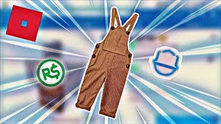 How I create clothes on Roblox! (BC) | Tutorial | Roblox