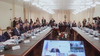 Юрий Трутнев поручил ускорить реализацию нацпроектов