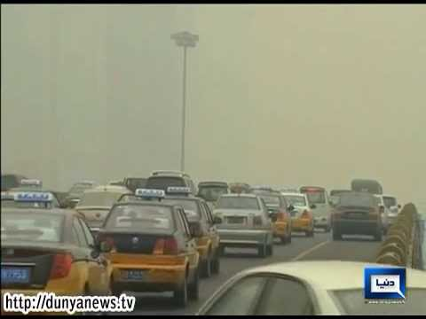 Dunya News - Rising carbon dioxide levels affect nutrients in crops: Experts