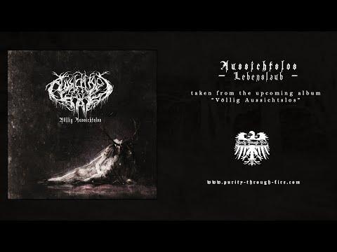 Aussichtslos - Lebenslaub (Track Premiere/Lyrics Video)