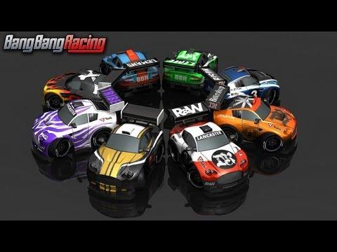 Bang Bang Racing Gameplay (PC HD) |