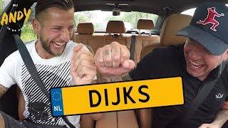 Mitchell Dijks - Bij Andy in de auto