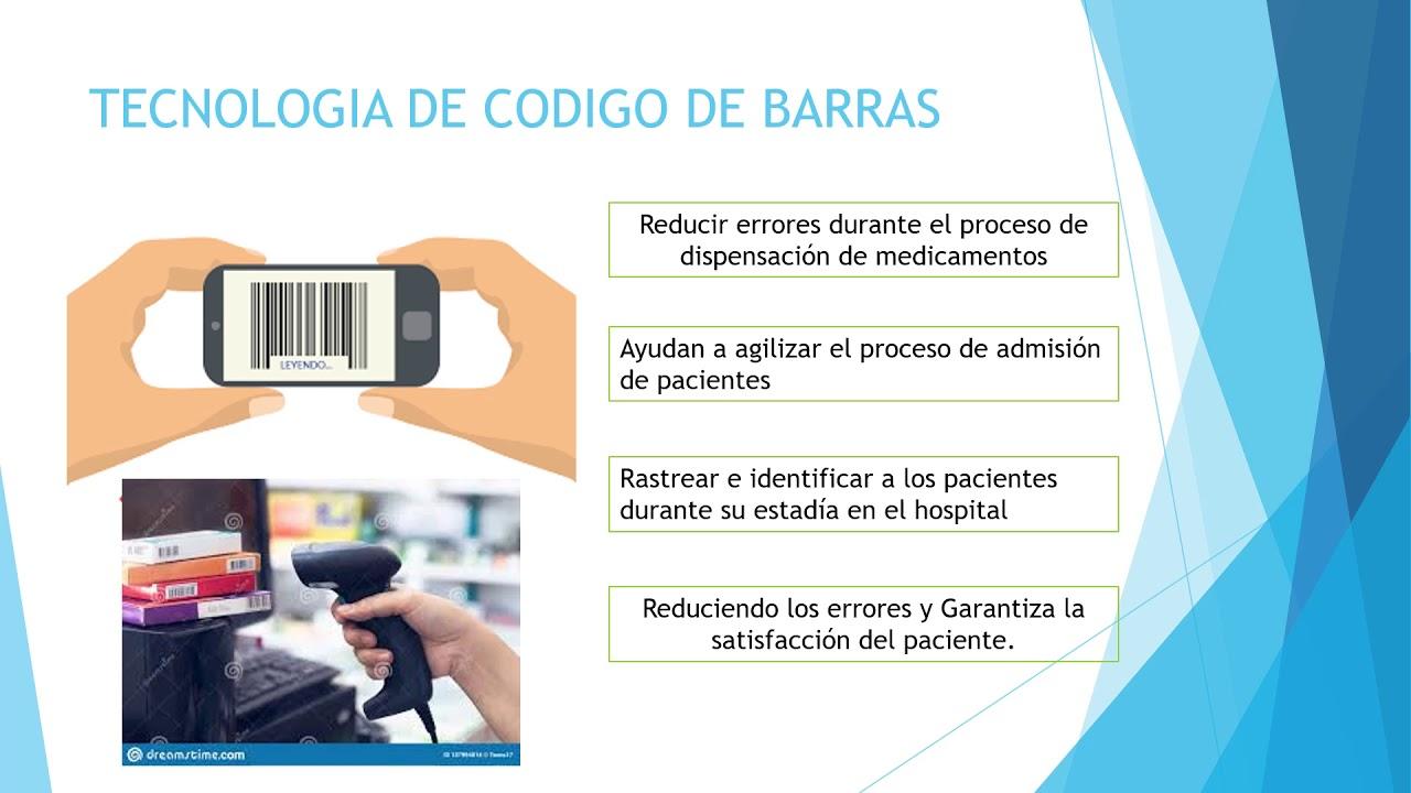 Uso de la tecnología para mejorar la seguridad del paciente.