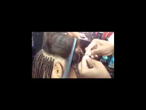 Braid salon in columbia SC - YouTube