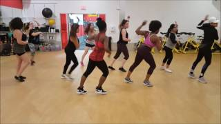 Lejos De Ti - Real Rhythm Dance Fitness Choreo - Marissa Tonge