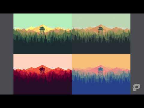 The Art of Firewatch (GDC 2015)