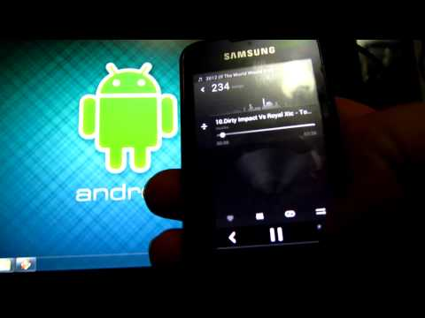 samsung galaxy spica with ics