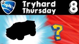 Rocket League | Tryhard Thursday 8 | Random Cars! (Ranked 1v1)